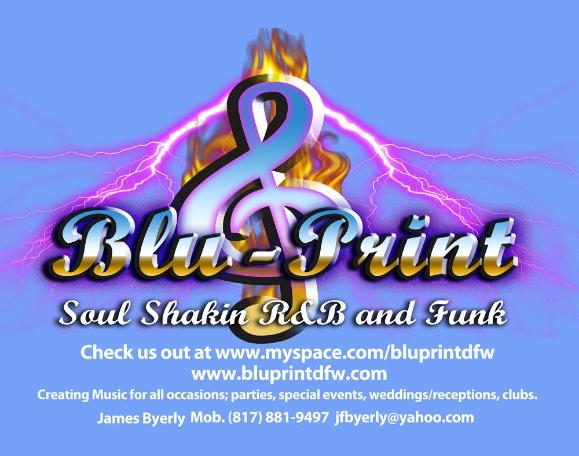 Blu print band dfw welcome join us on facebook at facebookpagesbluprint band dfw malvernweather Image collections